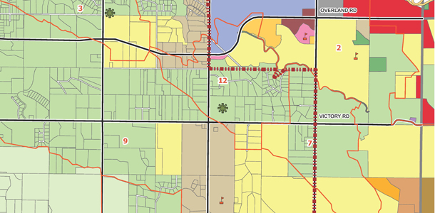 South Meridian Comprehensive Plan Update | Parametrix