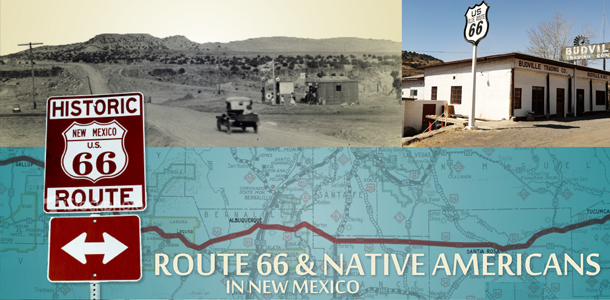 Route 66 & Native Americans | Parametrix