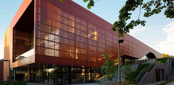 U of I Integrated Research and Innovation Center | Parametrix