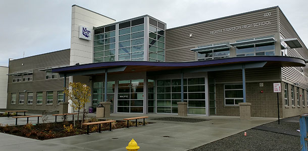 North Thurston Public Schools Improvement Projects | Parametrix