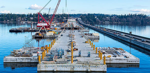 SR 520 Bridge Replacement and HOV Corridor Program | Parametrix