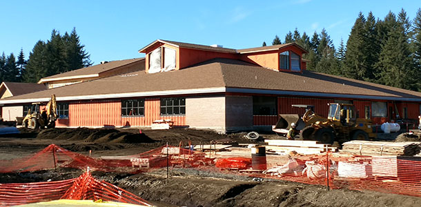 Tumwater Middle School | Parametrix