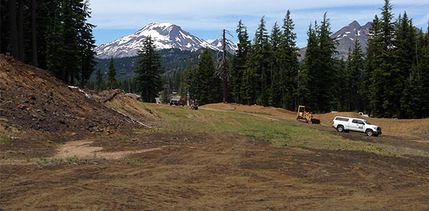 Mt. Bachelor Surveying Services | Parametrix
