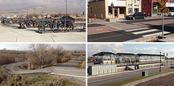 Lehi Bike and Pedestrian Master Plan | Parametrix
