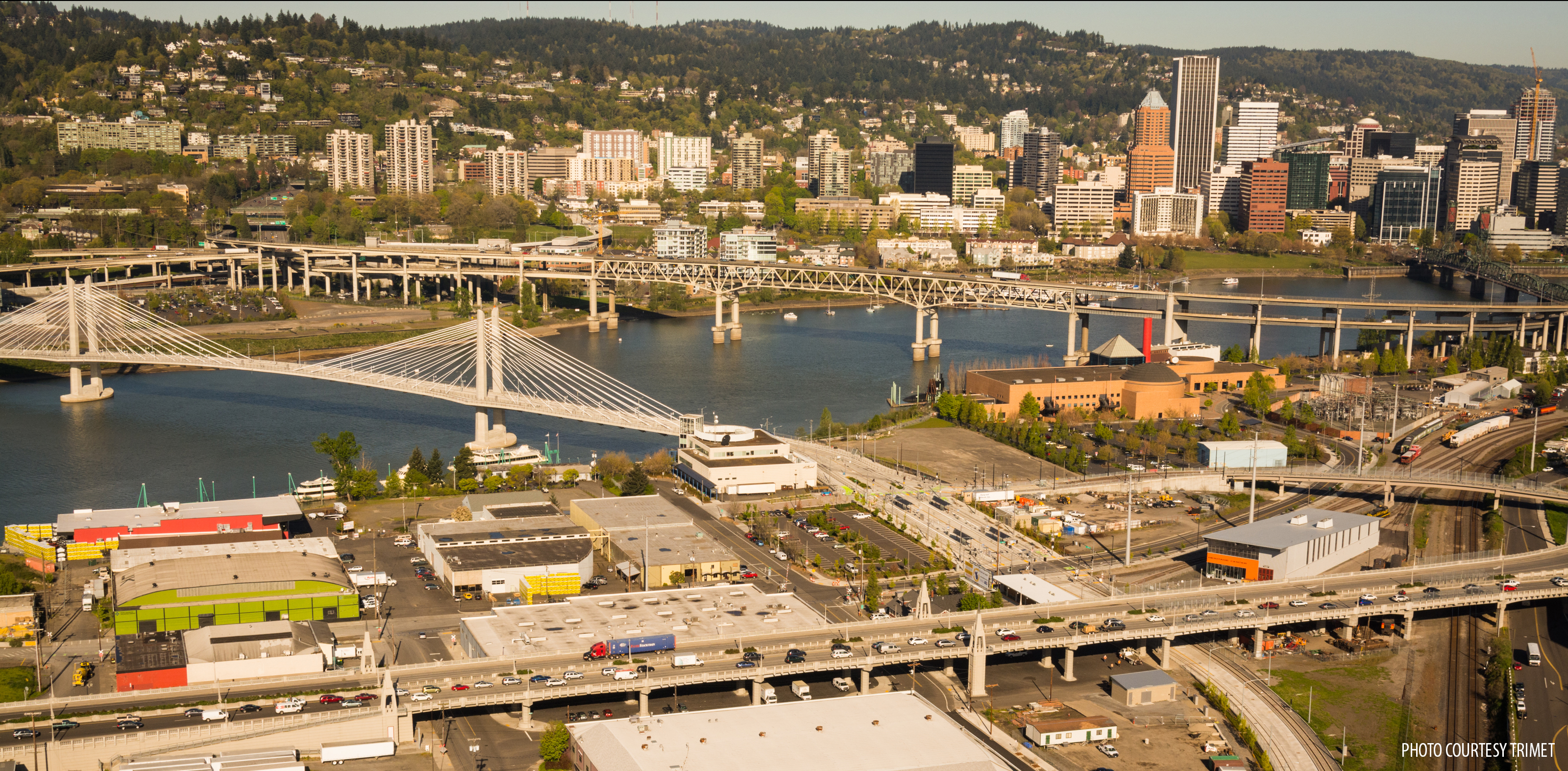 Portland-Milwaukie Light Rail Project EIS | Parametrix