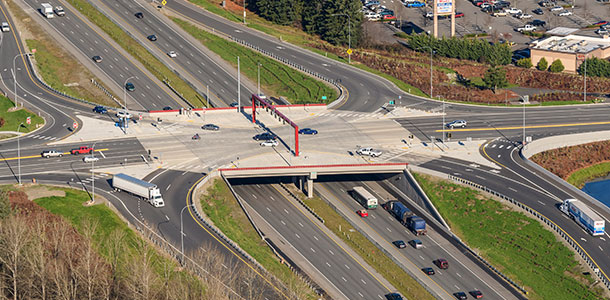 116th Interchange at I-5