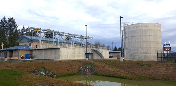 Cowlitz Casino Development and Water Reclamation Plant  | Parametrix