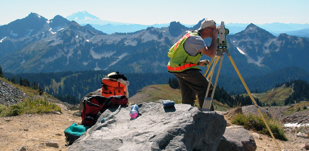 Nisqually Glacier Monitoring | Parametrix