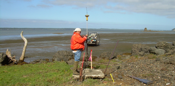 USFWS Willapa Bay Boundary | Parametrix