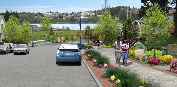 Pacific Avenue Improvements | Parametrix