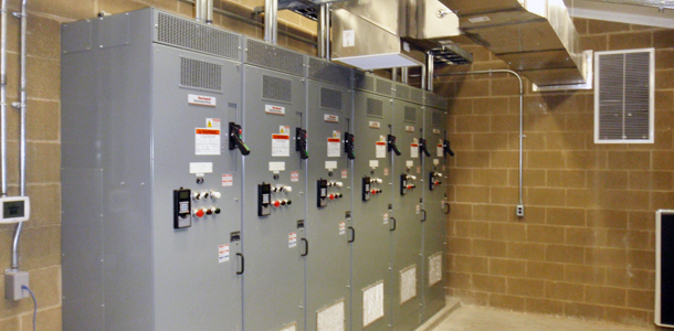 Parametrix Electrical / SCADA - System Replacement, Orting, Washington